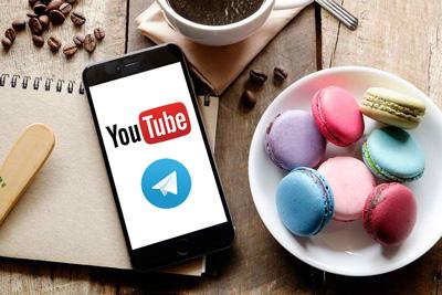 دانلود ویدیوهای یوتیوب از طریق تلگرام, آموزش اینترنت
