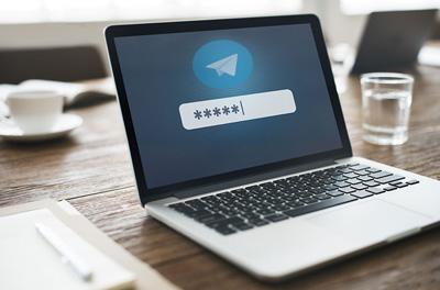 ساخت رمز عبور قوی و ایمن با استفاده از تلگرام, آموزش اینترنت