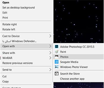 آموزش قرار دادن تصاویر در اینستاگرام از کامپیوتر (ویندوز 10), آموزش اینترنت