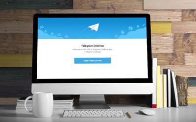 کلیدهای میانبر در تلگرام دسکتاپ, آموزش اینترنت