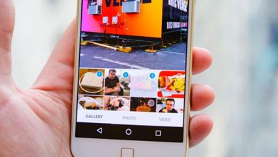 ارسال چندین عکس در یک پست اینستاگرامی, آموزش اینترنت