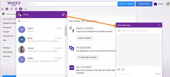 مقایسه سرویس ایمیل جیمیل و یاهو ؛ کدام ایمیل بهتر است؟