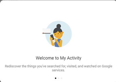 حذف فرمانهای داده شده به دستیار گوگلی, آموزش اینترنت