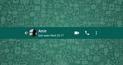 چگونه وضعیت آنلاین بودن خود را در واتساپ مخفی کنیم؟, آموزش اینترنت
